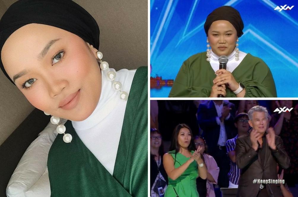 Menyanyi Lagu Mariah Carey Di Pentas Asia's Got Talent, Persembahan Mafarikha Dapat 'Standing Ovation' Dari Juri