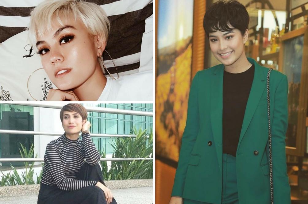 Rambut Pendek Juga Boleh Buat Anda Tampak Feminin Dan Seksi Tiru Gaya Rambut 5 Selebriti Ini Lifestyle Rojak Daily