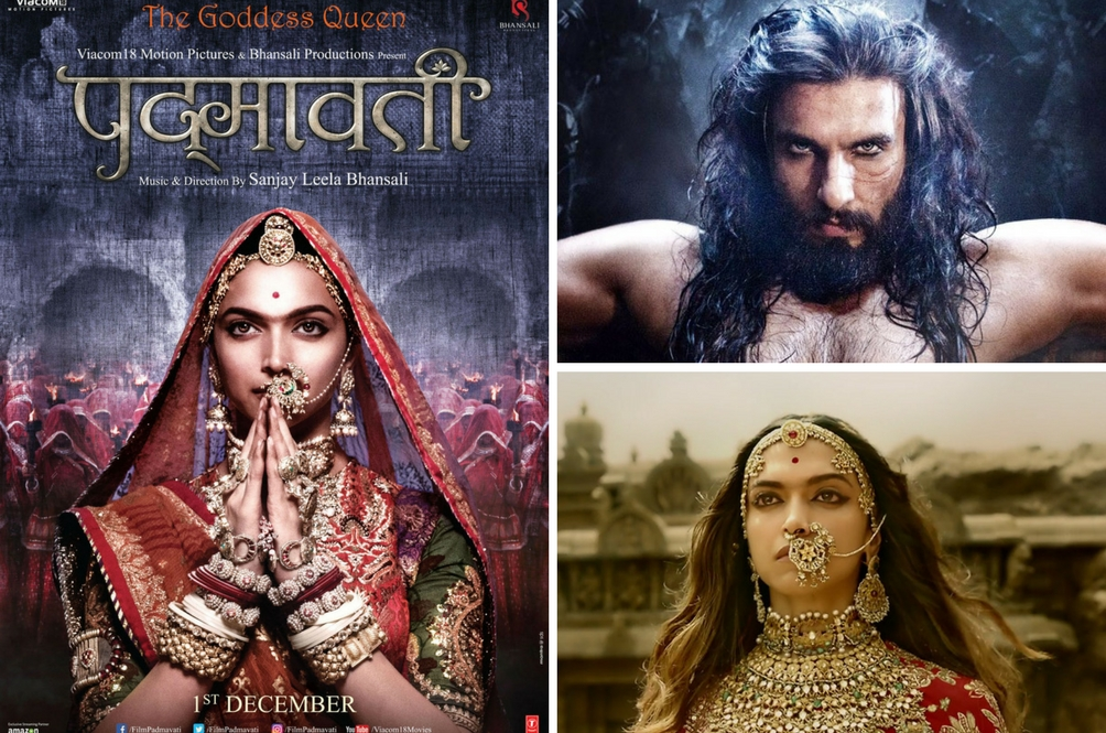 Filem Padmavati Cetus Kemarahan Kaum Hindu, Kepala Deepika Padukone Diancam Penggal
