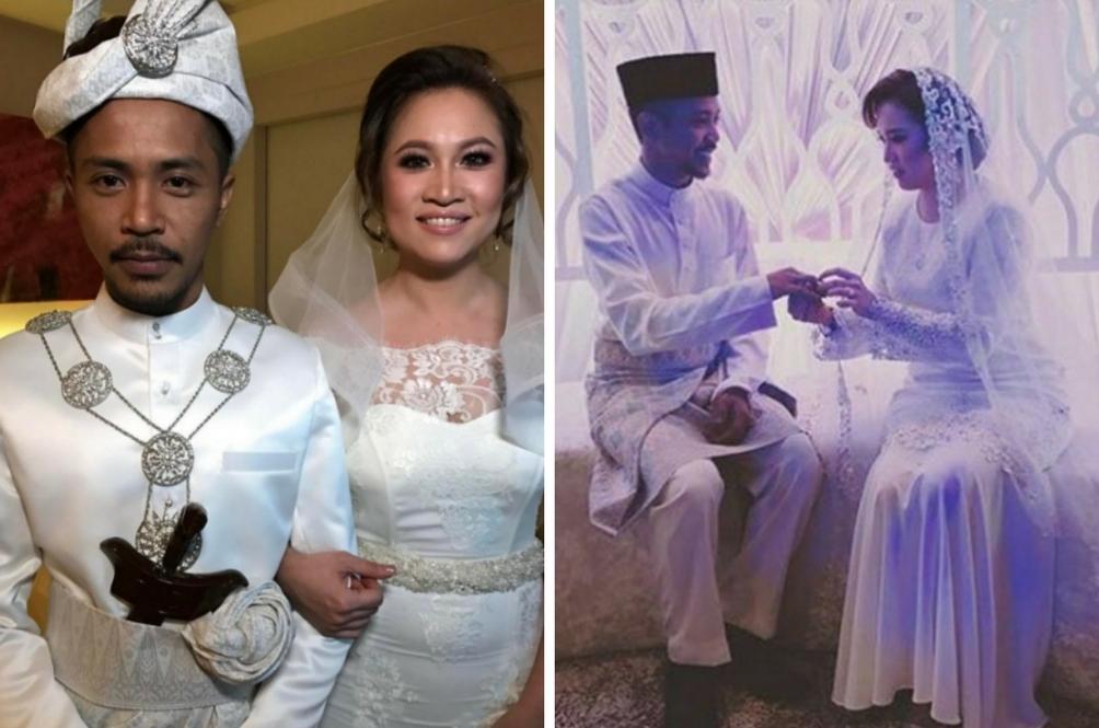Perkahwinan Hazama Dapat Tajaan Rakan Artis, Make-up Genervie Ditaja Misha Omar