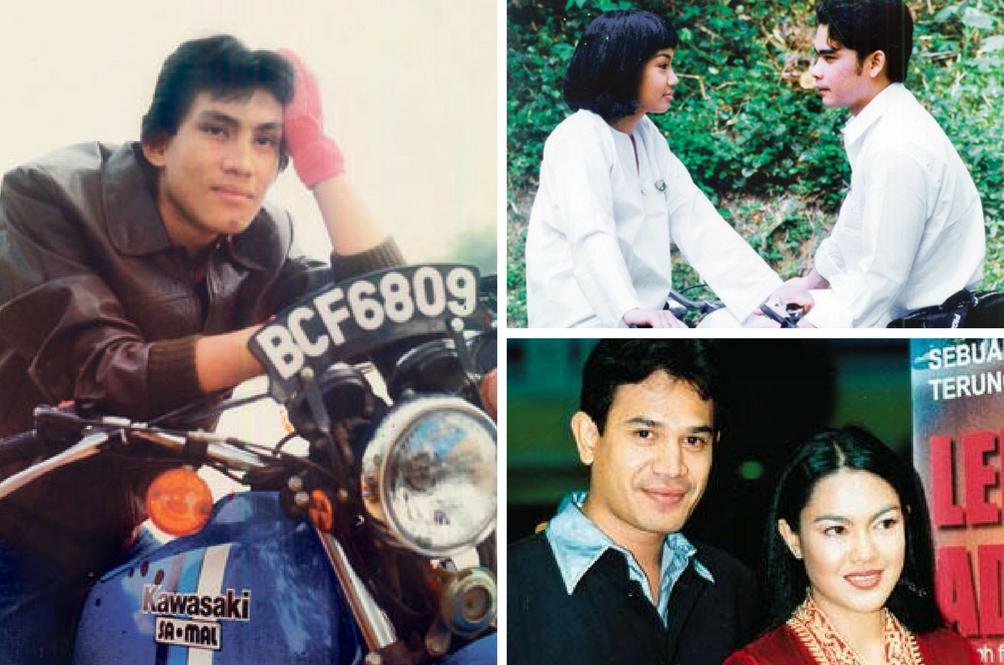 10 Hero Malaya Dambaan Wanita Tahun 90-an