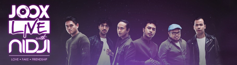 Joox Live with Nidji