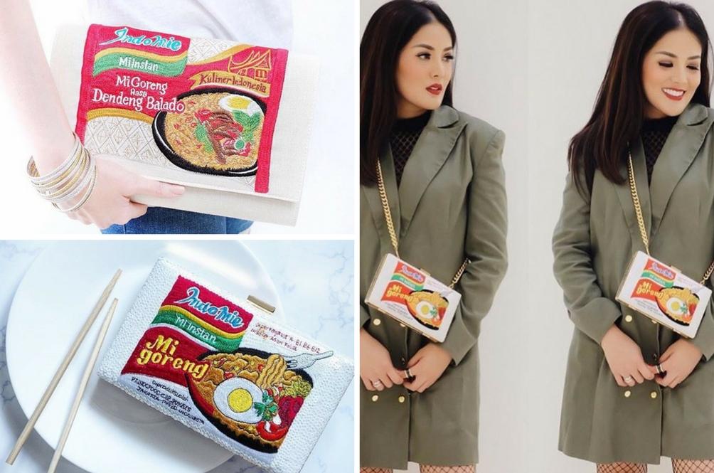 Beg Tangan 'Berperisa' Indomie Ini Jadi Tumpuan Netizen