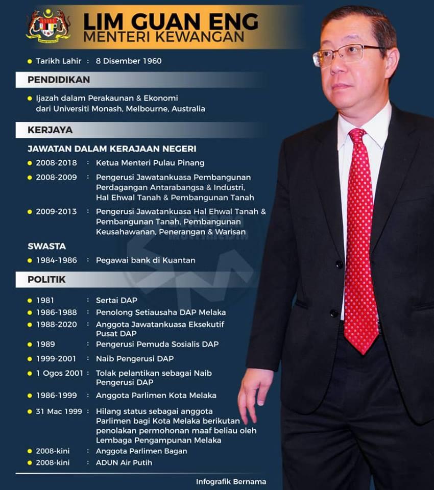 Profile Lim Guan Eng