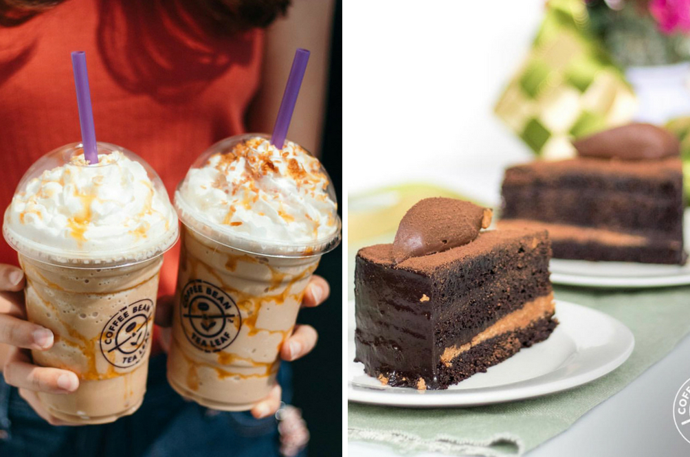 Dua Minuman Baru Sempena Ramadan Dan Raya Di The Coffee Bean & Tea Leaf