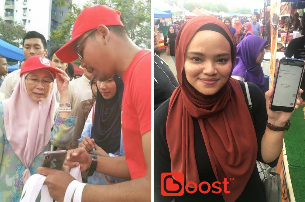 Bagaimana Anda Boleh Ke Bazar Ramadan Tanpa Bawa Dompet? Kami Boleh Ajar Caranya