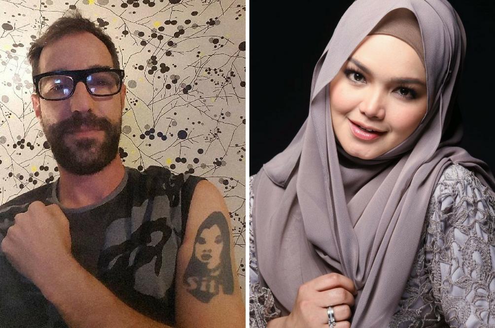 Ucapan Dan Tatu Dari Brazil Kejutan Hari Lahir Datuk Seri Siti Nurhaliza