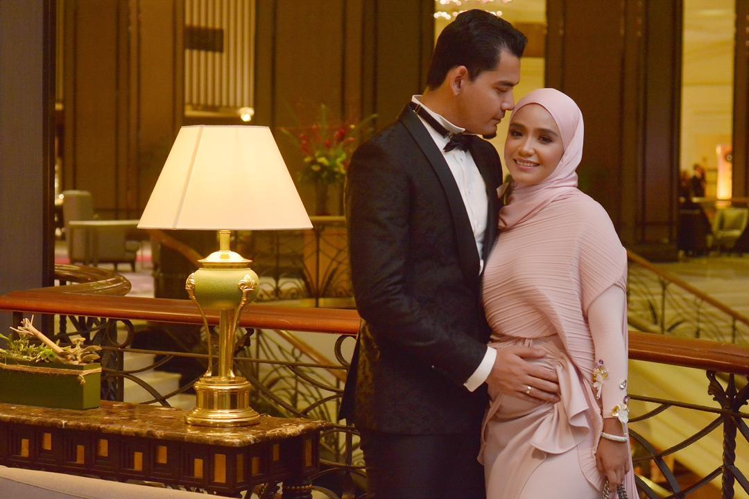 Tahniah buat Umi dan suaminya.