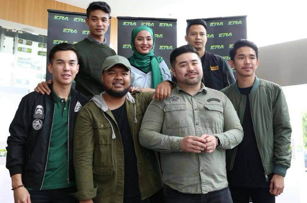 Berwajah Baharu, ERA Sarawak Tampil Kandungan 100% Lokal
