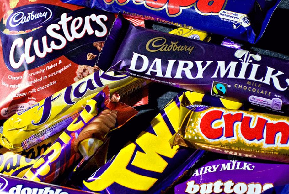 Berilah coklat apa pun seikhlas hati anda.