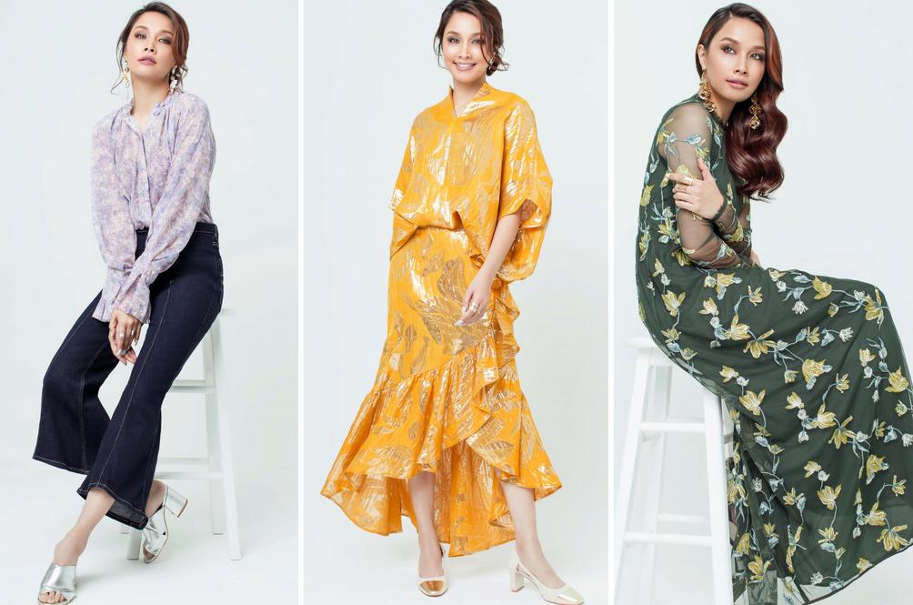 Scha Alyahya, Wajah Terbaru Koleksi Raya H&M