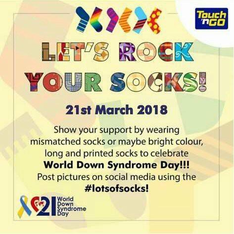 Let's rock your socks!