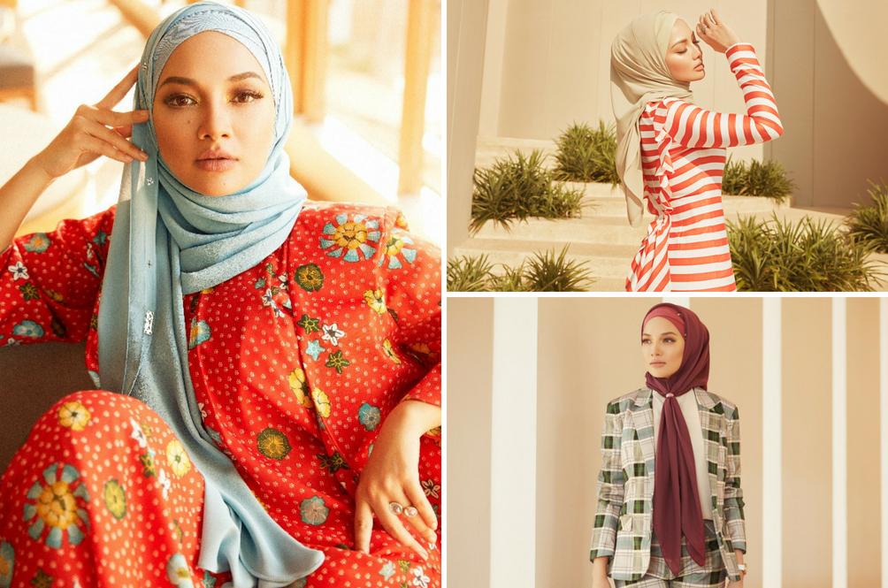 Nampak Mewah, Tak Sangka Koleksi Raya Naelofar Hijab Berharga Bawah RM100