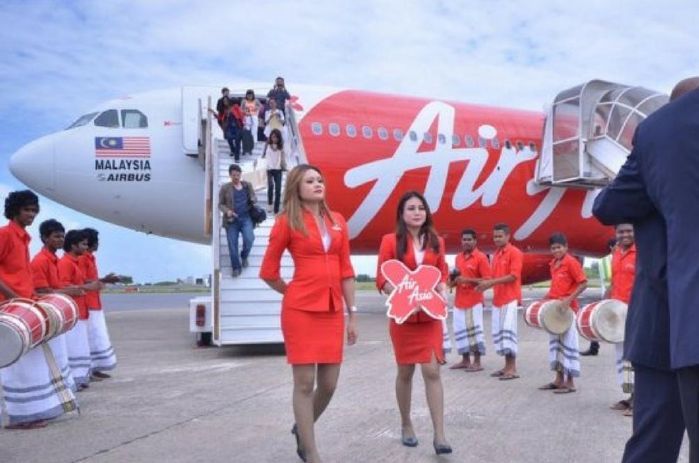 AirAsia Kerapkan Penerbangan Ke Maldives Dengan Promosi Serendah RM199 Sehala