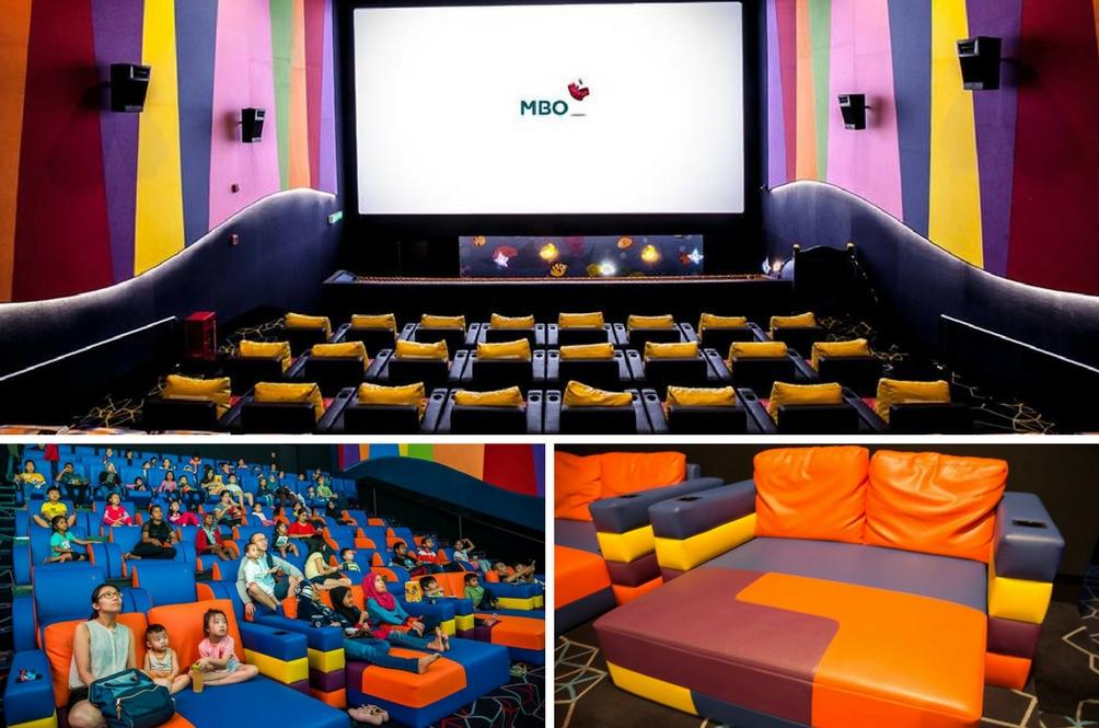 MBO Cinemas Perkenal 'KECIL' - Panggung Khas Untuk Kanak-Kanak
