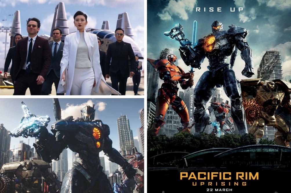 [PERADUAN] Menangi Tiket Eksklusif Tayangan Filem Pacific Rim Uprising