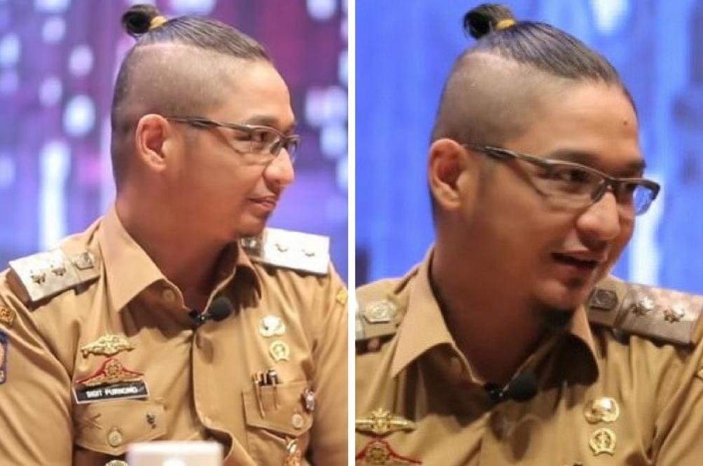Ahli Politik Berambut Hipster, Pasha Ungu Dikecam Netizen