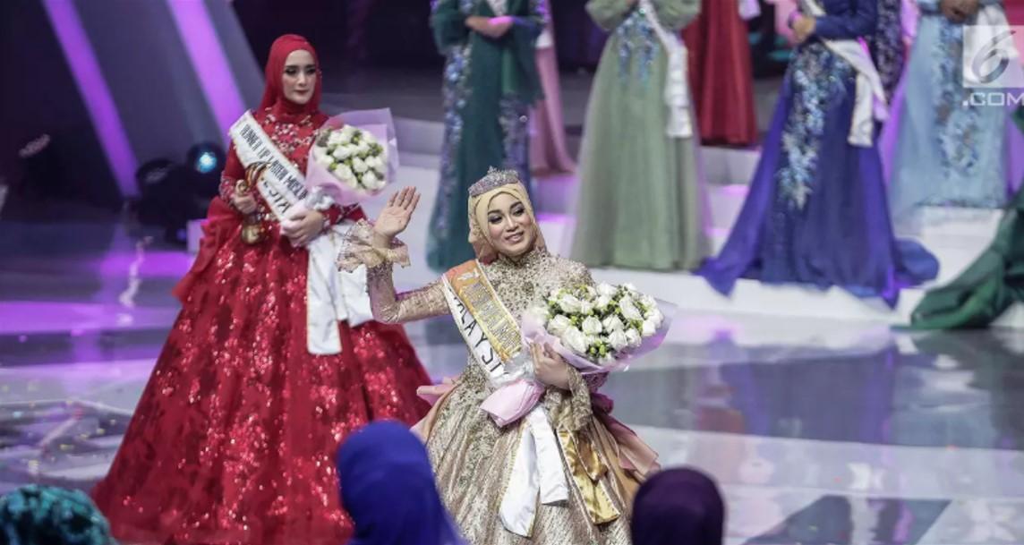 Juara dari Malaysia.
