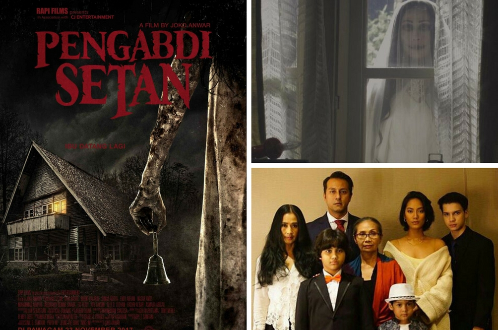 PENGABDI SETAN - Filem Paling Seram Indonesia 2017 Bakal Menghantui Penonton Malaysia 23 November Ini