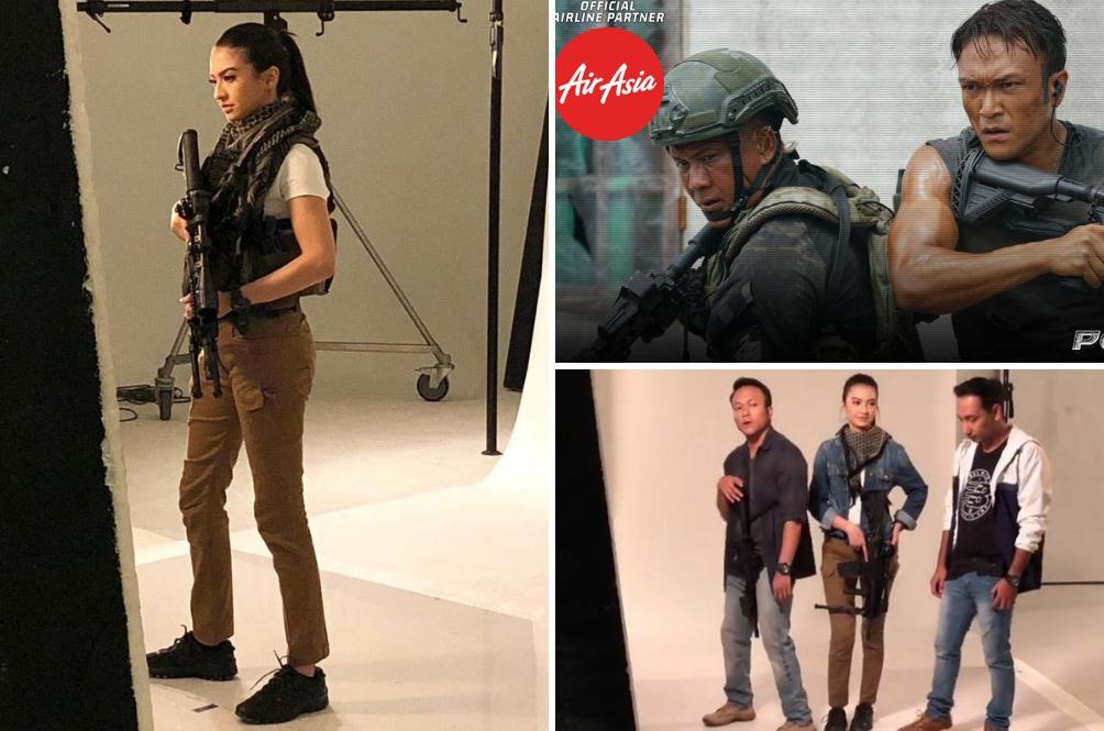 AirAsia Jadi Syarikat Penerbangan Rasmi Filem 'Polis Evo 2'