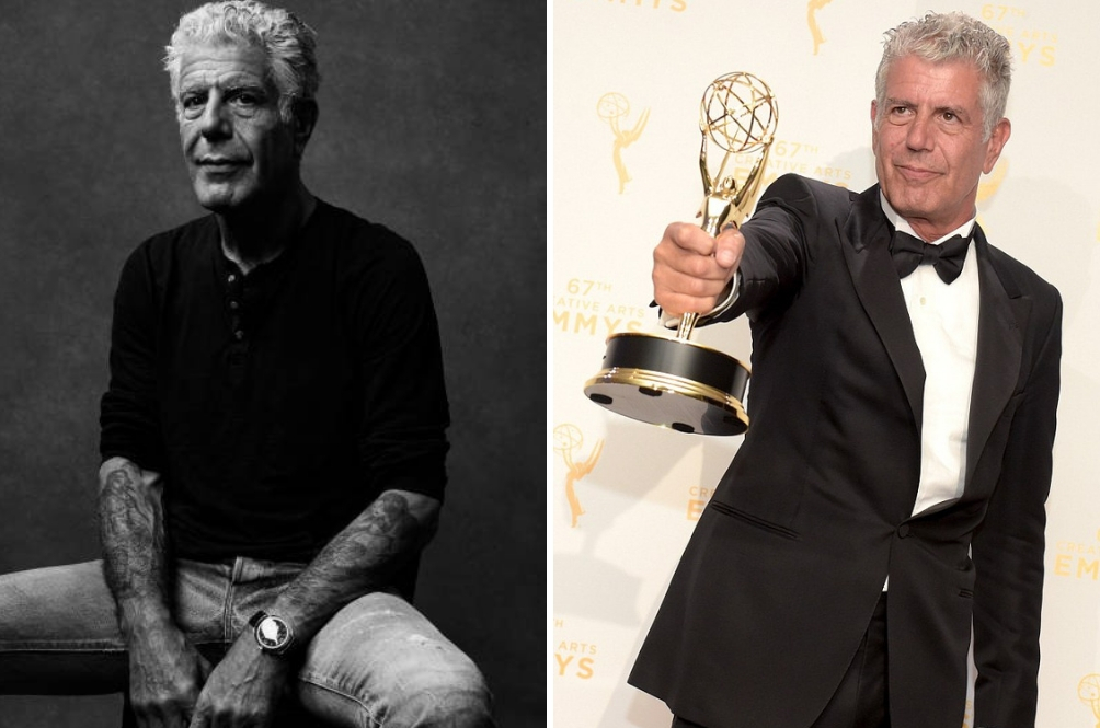 Anthony Bourdain Tinggal Kenangan, Parts Unknown Menang Anugerah Emmy Ke-5