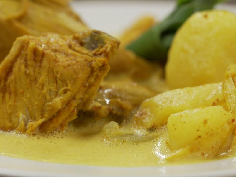 Ayam Masak Lemak Menu Paling Lit Makan Tengah Hari