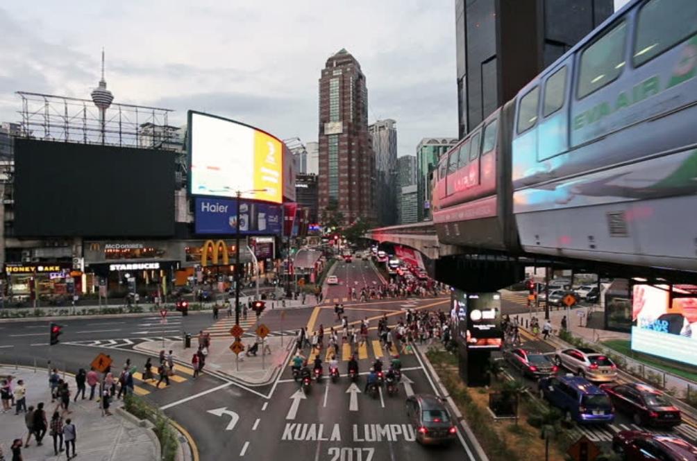 Hati-Hati Isi 'Borang Kaji Selidik' Di Bukit Bintang