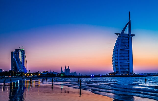Burj Al-Arab.