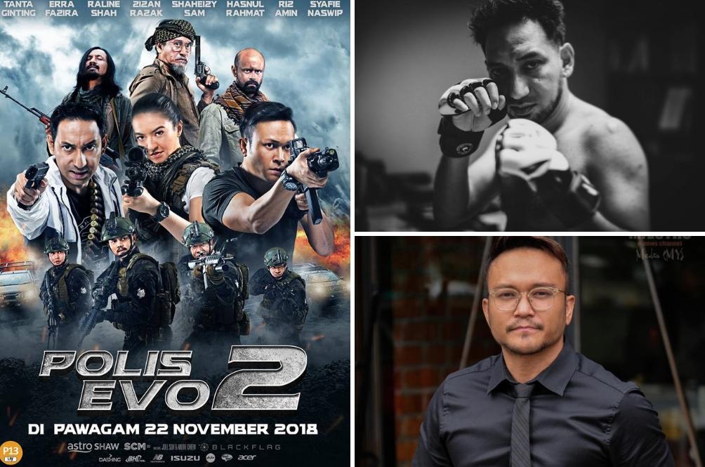 Teaser Rasmi Polis Evo 2 Dilancar, Poster Filem Kali Ini Lebih Mengancam!