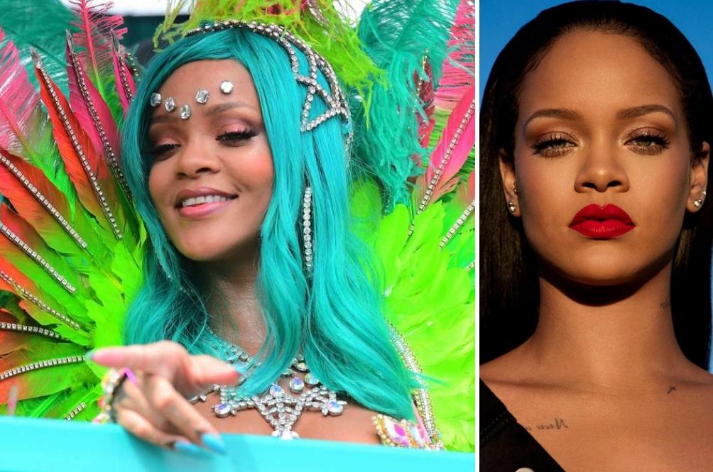Rihanna Dilantik Duta Negara Barbados