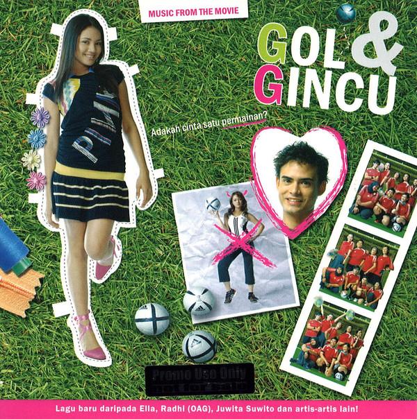 Gol & Gincu versi pertama lakonan Fazura dan Ashraf Sinclair.
