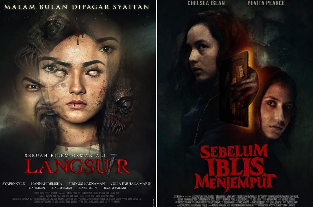 'Langsuir' VS 'Sebelum Iblis Menjemput' : Filem Mana Lebih Berbaloi Ditonton?