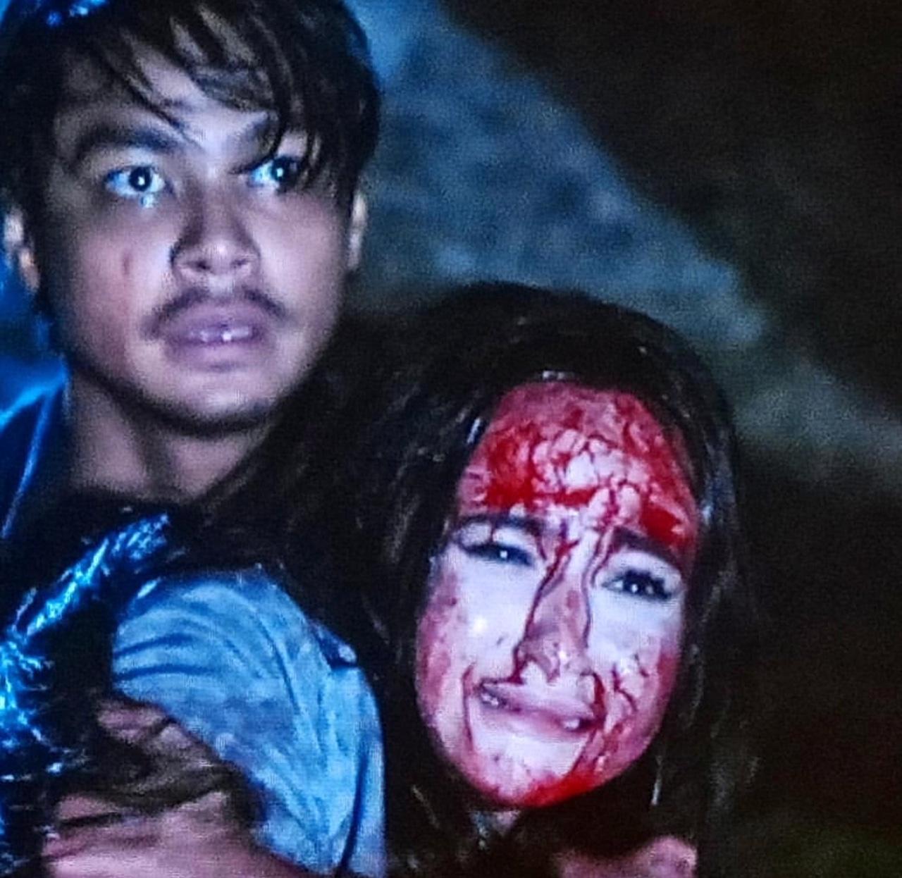 Dua pelakon utama Langsuir.