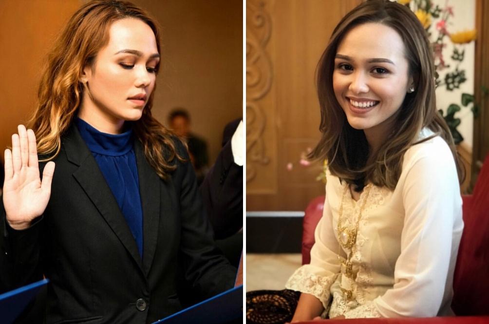 Bekas Ratu Cantik, Jo Anna Sah Bergelar Setiausaha Politik Ketua Menteri Sabah
