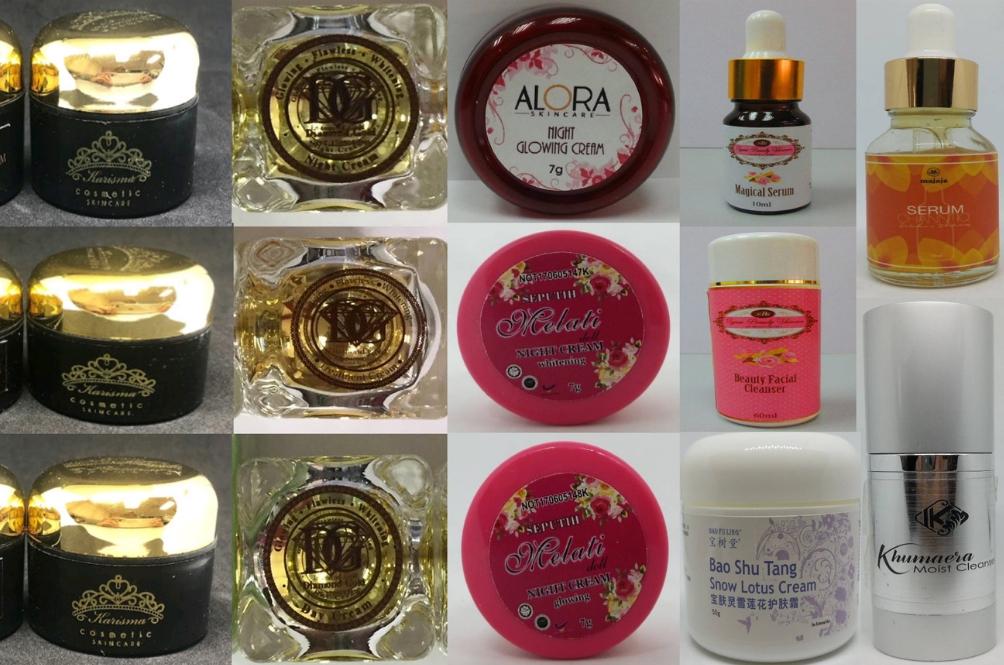 Jual Kosmetik Beracun, Lagi 14 Produk Dikenal Pasti