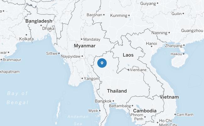 Peta Chiang Mai.