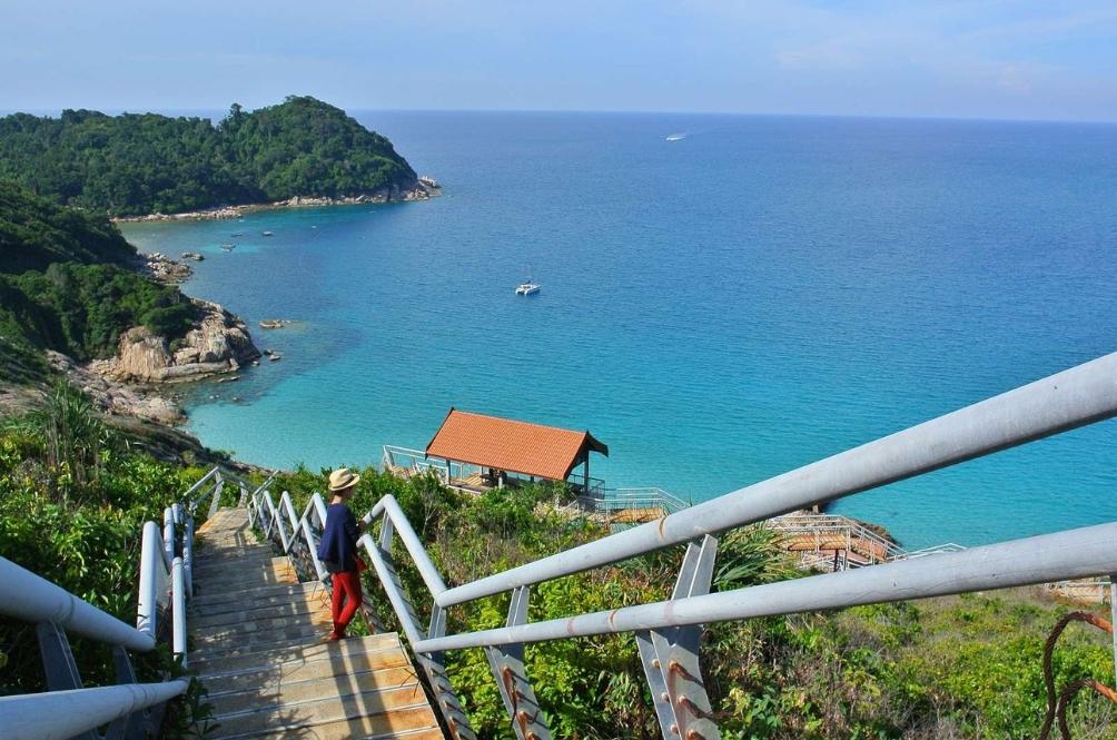 Semua Pulau Peranginan Di Terengganu Ditutup Lima Bulan