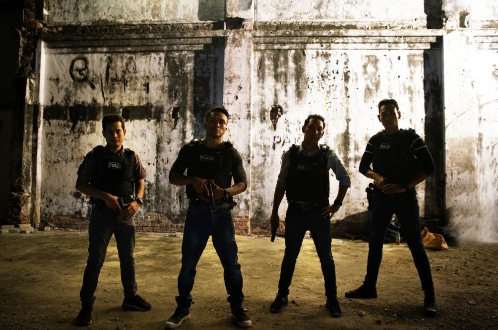 Baru Hari Pertama Ditayangkan, Filem Polis Evo 2 Raih Pujian Daripada Penonton