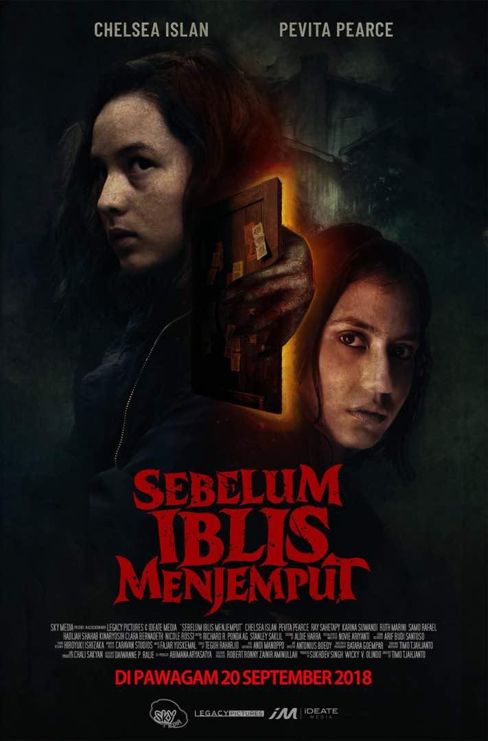 Filem seram terbaru Indonesia.