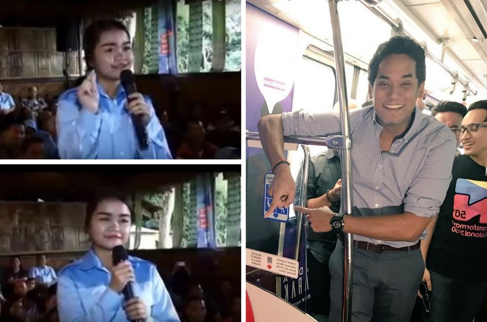 Idea Gadis Sabah Ini Minta Syarat Jadi Polis Dan Askar Dilonggarkan Buat KJ Terhibur