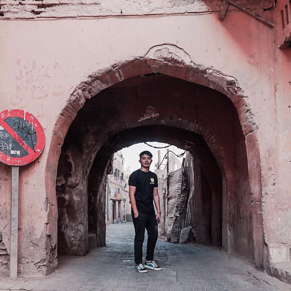 Pengalaman berharga di Magribi.
