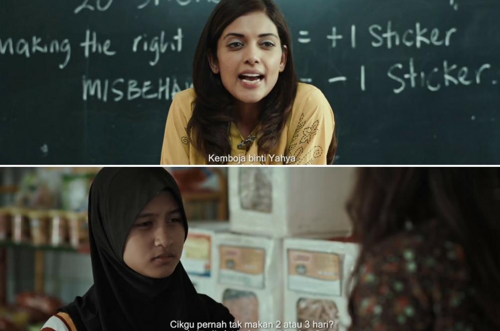 Kisah Benar 35 Pelajar Sekolah Kampung Tunjang Filem Adiwiraku