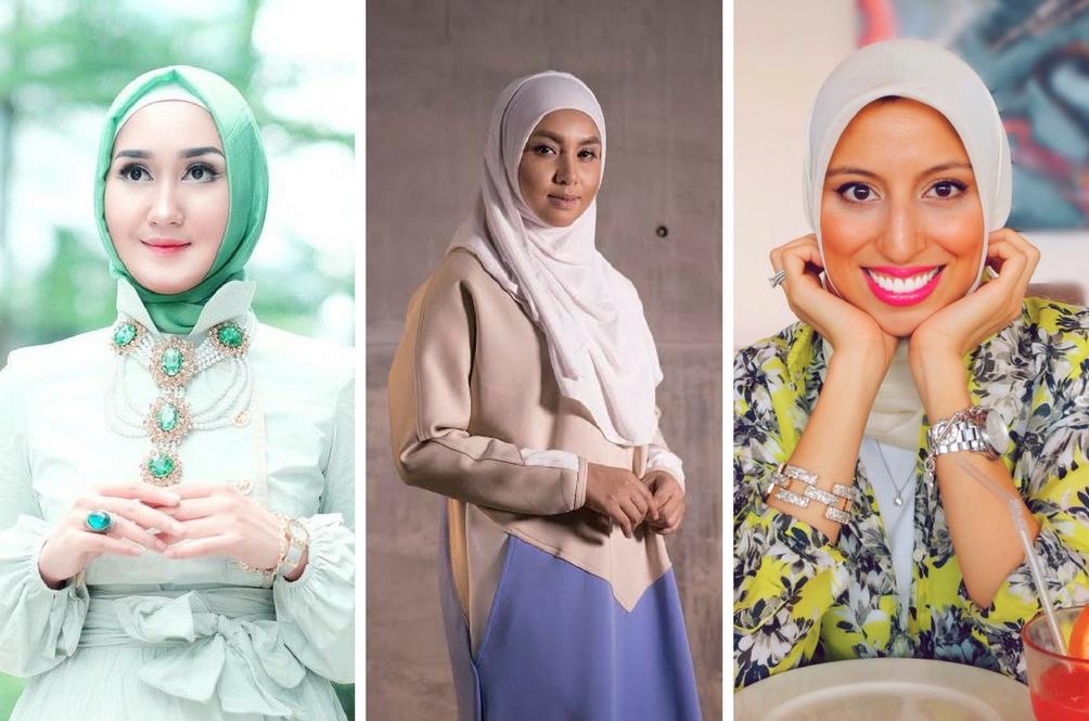 Dian Pelangi, Mizz Nina Dan Melanie Elturk Dipilih Fashion Influencers #AIFW2017