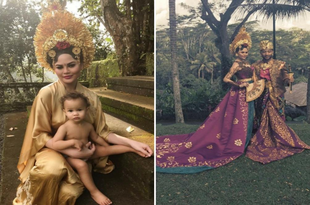 Intai Gambar Percutian John Legend Dan Chrissy Teigen Di Bali