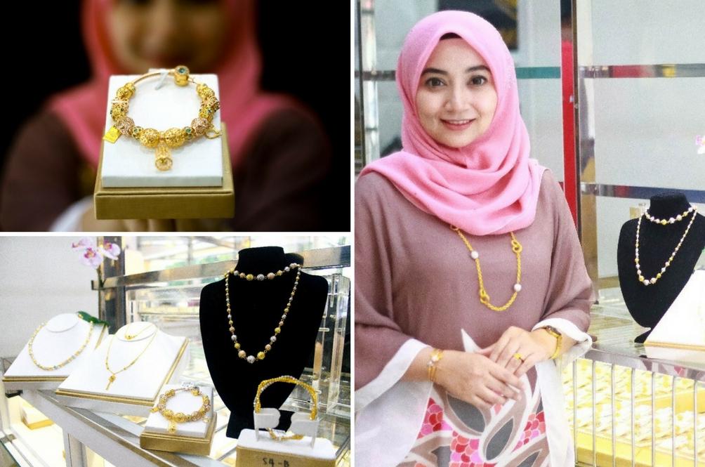 Wanita Ini Memiliki Kedai Emas Pada Usia 31 Tahun, Dari Minat Bertukar Realiti