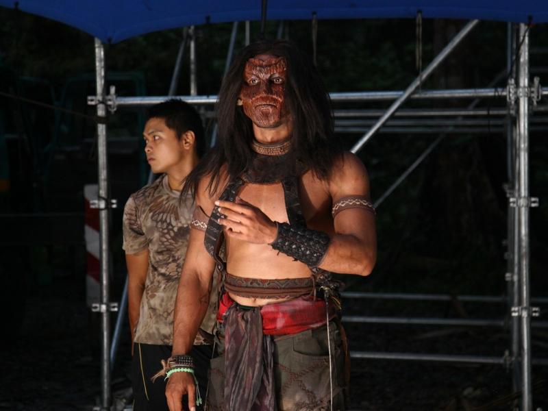 Zul Ariffin bersedia untuk beraksi!