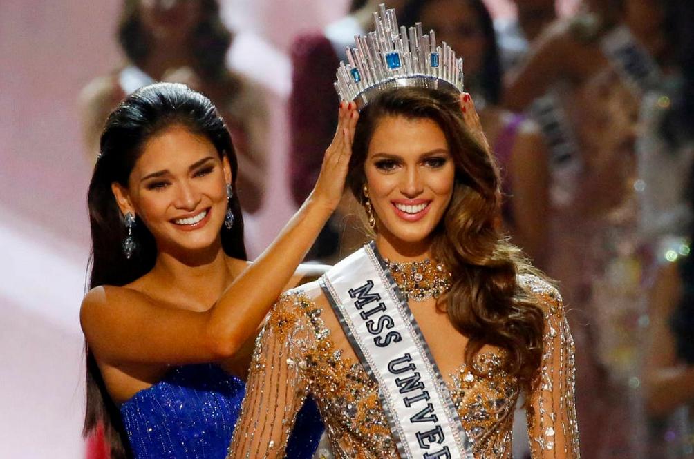 Intai Mewahnya Mahkota Miss Universe!