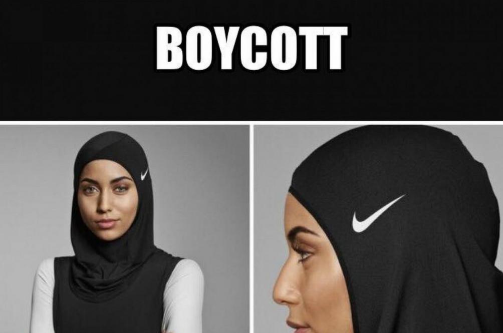 Nike Dikecam Kerana Keluarkan Koleksi Hijab