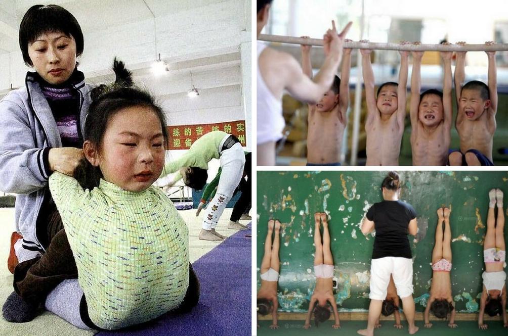 Bagaimana China Melatih Atlit Olimpik Mereka?