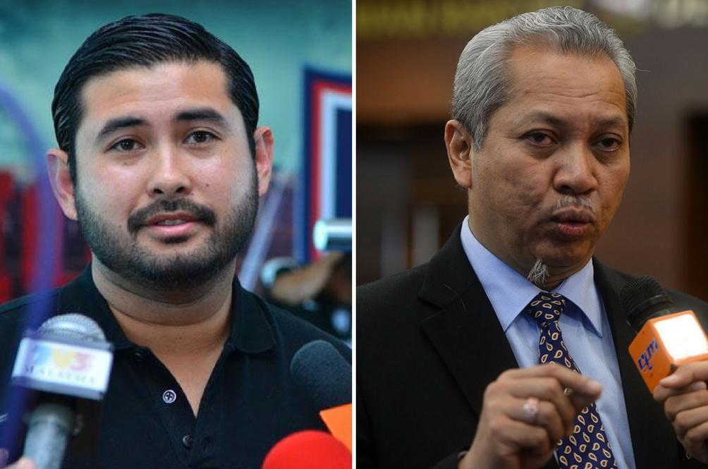 TMJ VS Annuar Musa Sah Rebut Jawatan Presiden FAM